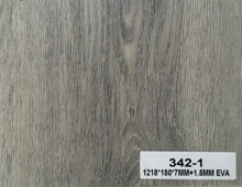 Durable Fire proof spc vinyl plank flooring
