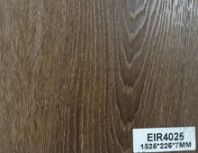 Eco-friendly vinyl floor wood grain spc vinyl tiles unilin click flooring